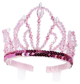 CREATIVE EDUCATION Pink Beauty Tiara