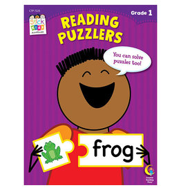 CREATIVE TEACHING PRESS READING PUZZLERS