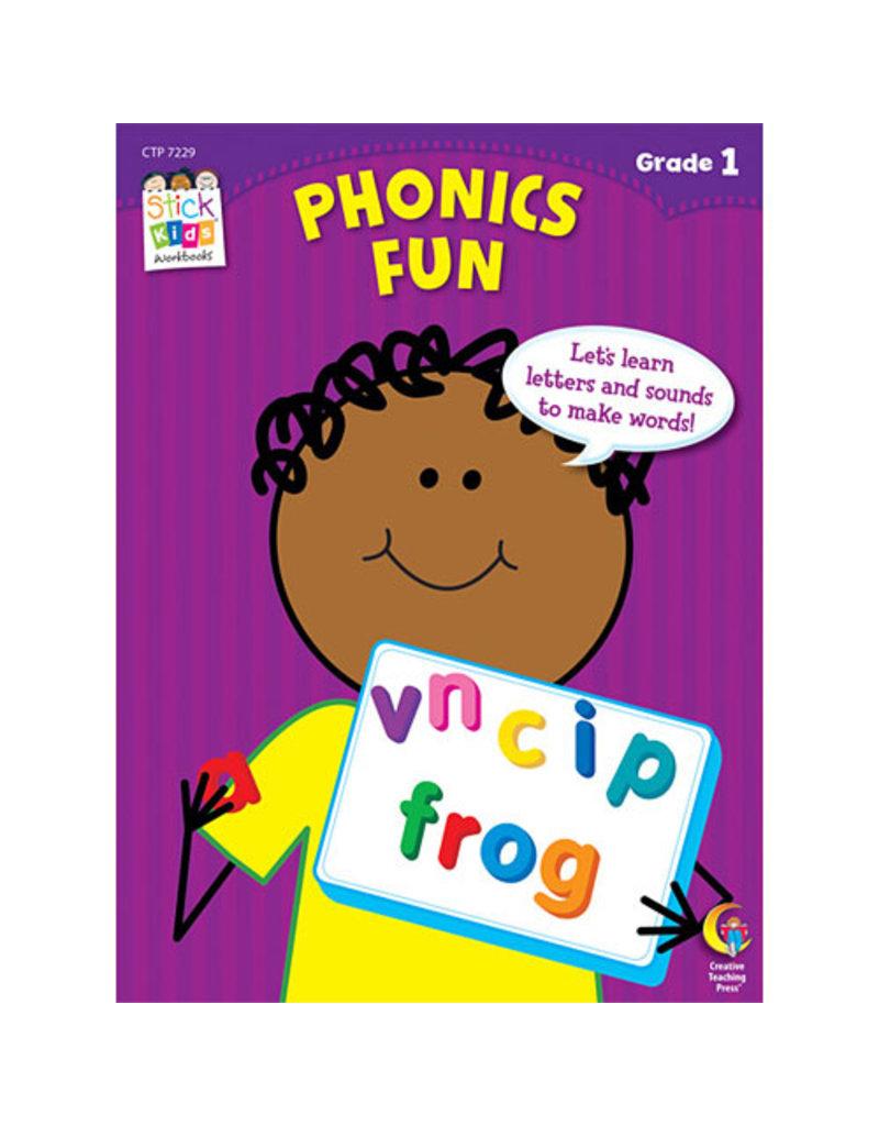 CREATIVE TEACHING PRESS PHONICS FUN