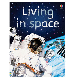 EDC PUBLISHING LIVING IN SPACE