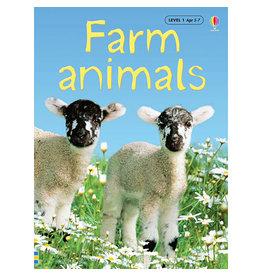 EDC PUBLISHING FARM ANIMALS