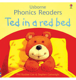 EDC PUBLISHING TED IN RED BED