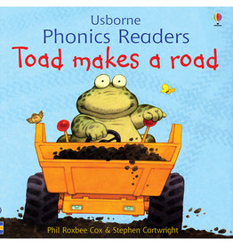 EDC PUBLISHING TOAD MAKES A ROAD