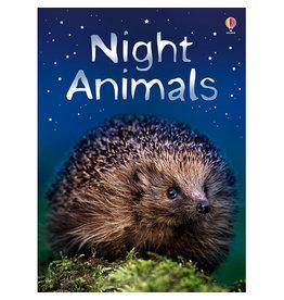 Usborne & Kane Miller Books NIGHT ANIMALS