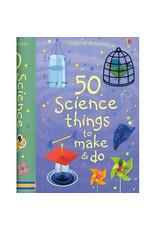EDC PUBLISHING 50 THINGS - SCIENCE