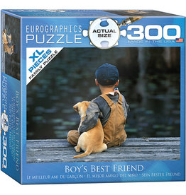 EUROGRAPHICS 300PC BEST FRIEND