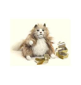 FOLKMANIS FLUFFY CAT