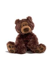 GUND PHILBIN BEAR-CHOC