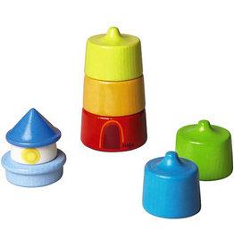 Haba Lighthouse Stacking Game