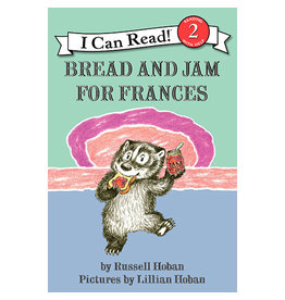 HARPER COLLINS BREAD JAM FRANCES
