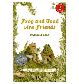HARPER COLLINS FROG TOAD FRIENDS