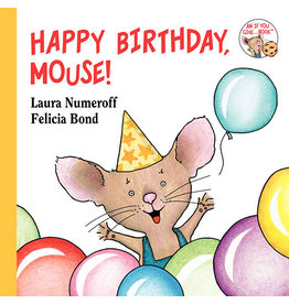 HARPER COLLINS Happy Birthday, Mouse!