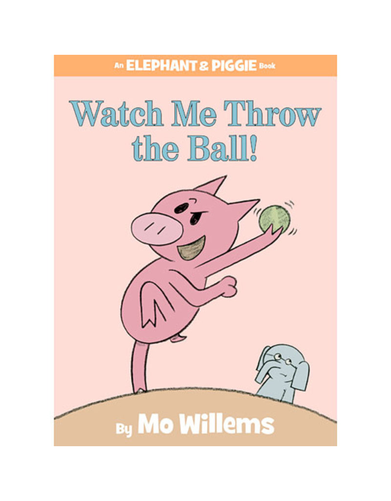 Hachette Book Group Watch Me Throw the Ball