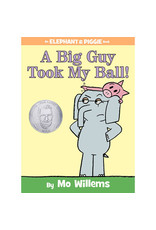 Hachette Book Group Big Guy Took My Ball! (