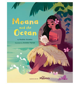 Hachette Book Group Moana and the Ocean