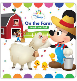 Hachette Book Group Disney Baby On the Farm