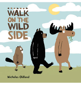 Hachette Book Group Walk on the Wild Side