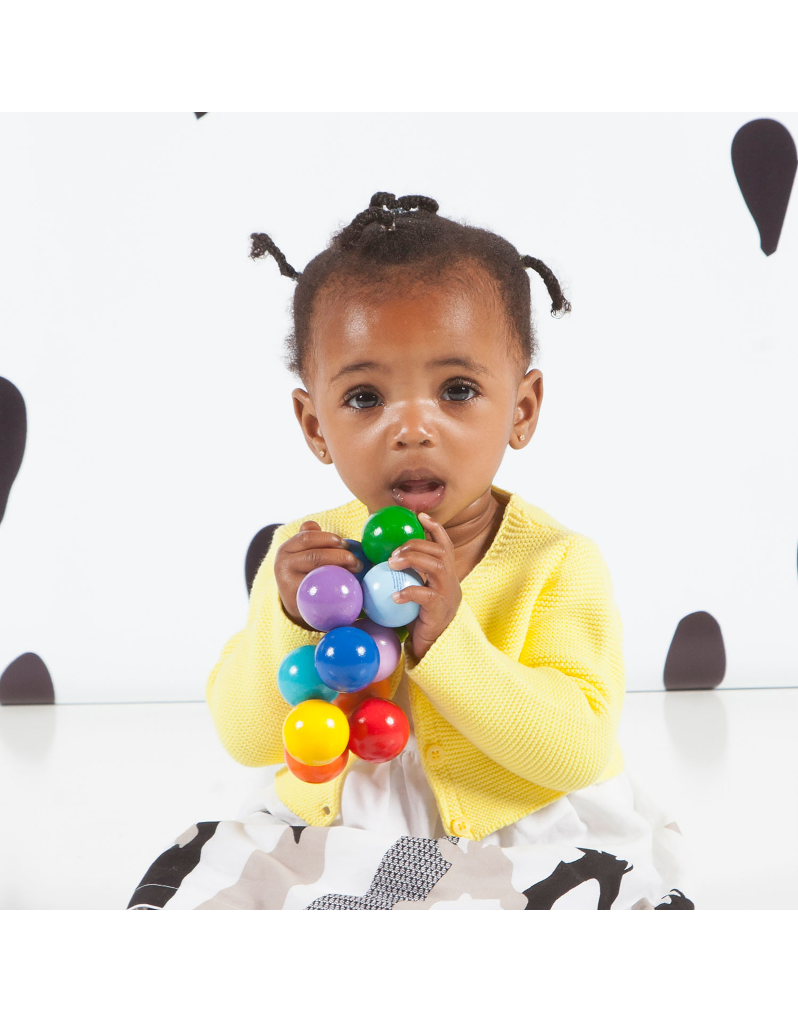 MANHATTAN TOY COMPANY CLASSIC BABY BEADS