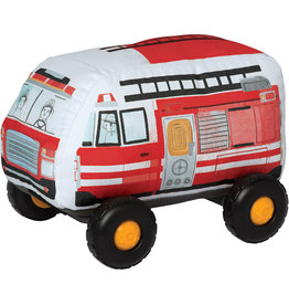 MANHATTAN TOY COMPANY Bumpers Firetruck