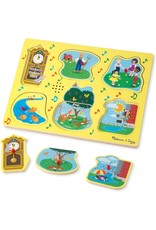 MELISSA & DOUG NUSERY RHYMES 1