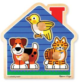 MELISSA & DOUG HOUSE PETS