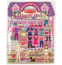MELISSA & DOUG PUFFY STICKERS-DRESS UP