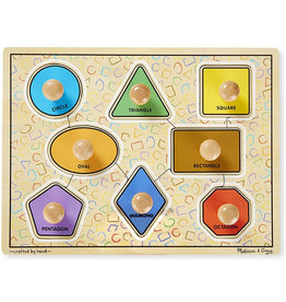 MELISSA & DOUG LARGE SHAPES
