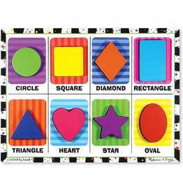 MELISSA & DOUG SHAPES