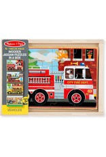 MELISSA & DOUG VEHICLES IN A BOX