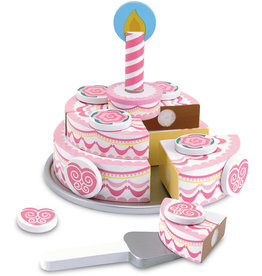 MELISSA & DOUG TRIPLE LAYER CAKE