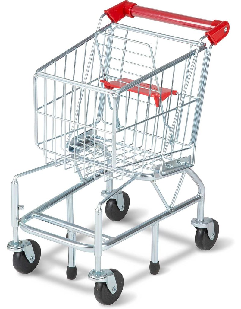 MELISSA & DOUG GROCERY CART