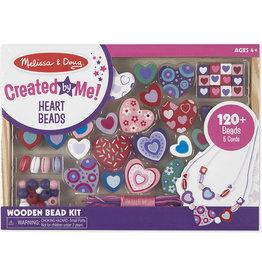 MELISSA & DOUG CreatedbyMe HEART BEADS