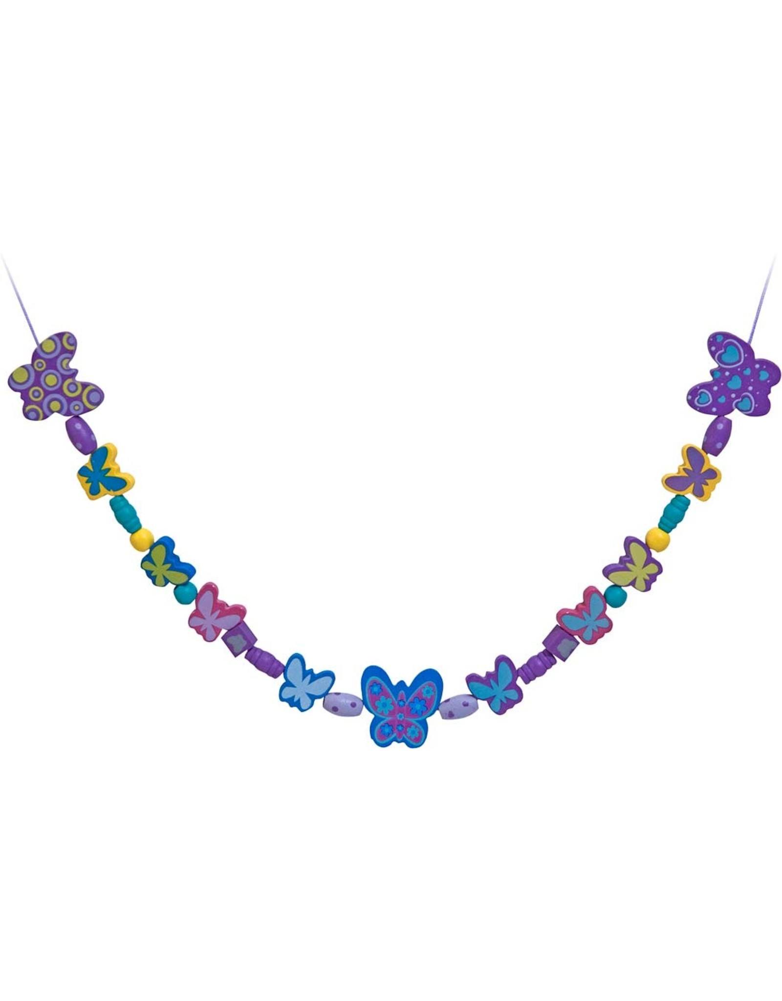 MELISSA & DOUG BUTTERFLY BEADS