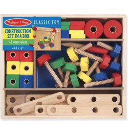 MELISSA & DOUG CONSTRUCTION IN A BOX