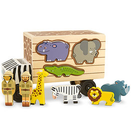 MELISSA & DOUG WILDLIFE RESCUE