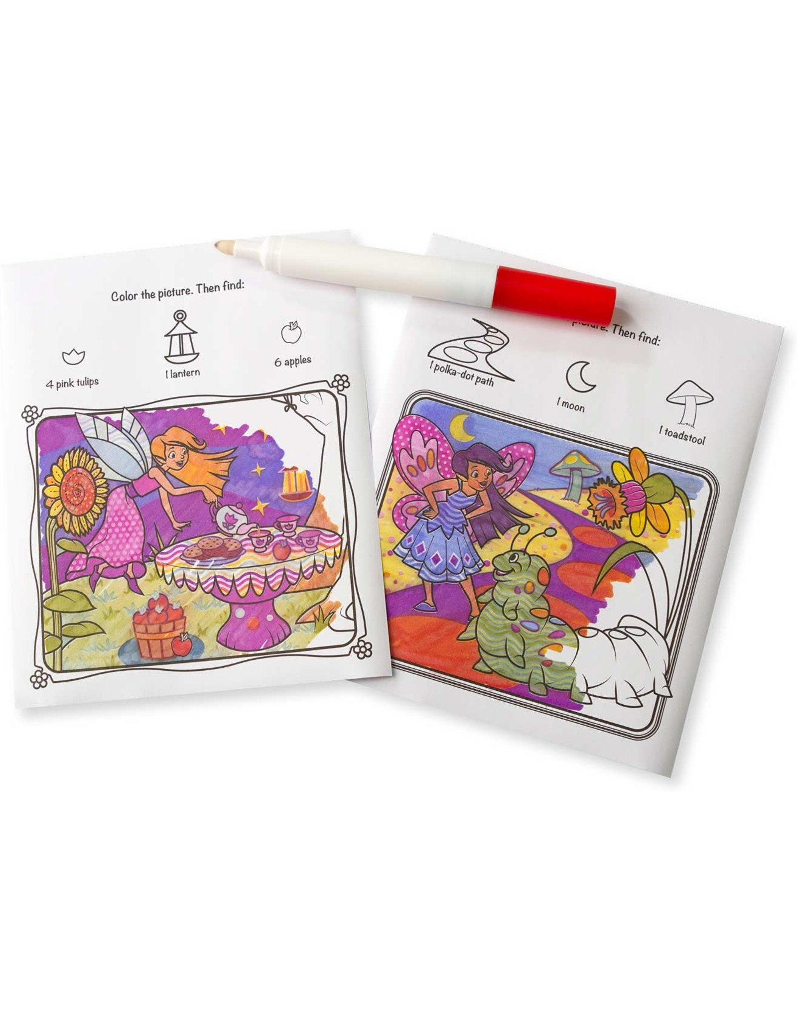 MELISSA & DOUG COLORBLAST-FAIRIES