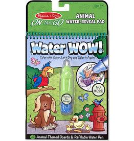 MELISSA & DOUG WATER WOW-ANIMALS