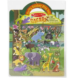 MELISSA & DOUG Puffy Sticker Play Set - Safari