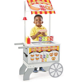 MELISSA & DOUG FOOD CART