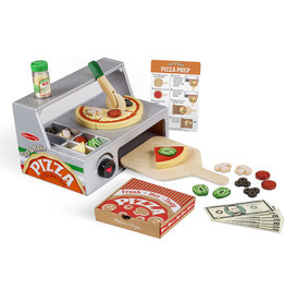 MELISSA & DOUG PIZZA SET