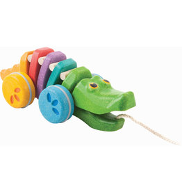 PlanToys Rainbow Alligator