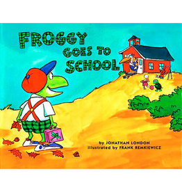 PENGUIN PUTNAM BOOKS FROGGY GOES TO SCHO