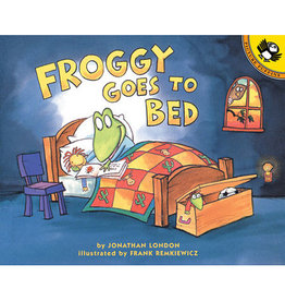 PENGUIN PUTNAM BOOKS FROGGY GOES TO BED