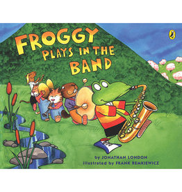 PENGUIN PUTNAM BOOKS FROGGY - BAND
