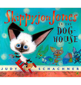 PENGUIN PUTNAM BOOKS SKIPPYJON DOGHOUSE