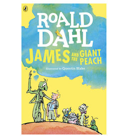 PENGUIN PUTNAM BOOKS JAMES GIANT PEACH