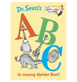 Penguin/Random House DR. SEUSS'S ABC (BIG B&E BRD)