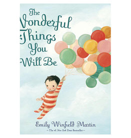 Penguin/Random House WONDERFUL THINGS YOU WILL