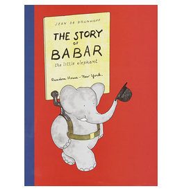 Penguin/Random House STORY OF BABAR, THE