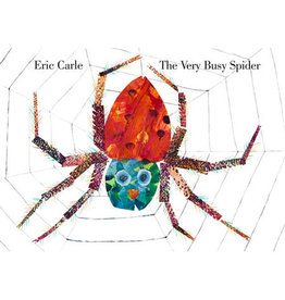 PENGUIN PUTNAM BOOKS VERY BUSY SPIDER
